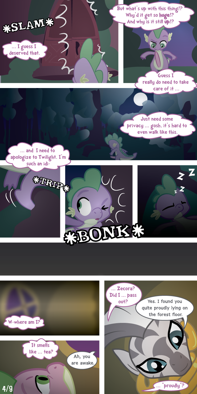 friendship rarity magic my is little and spike pony Monster girl quest