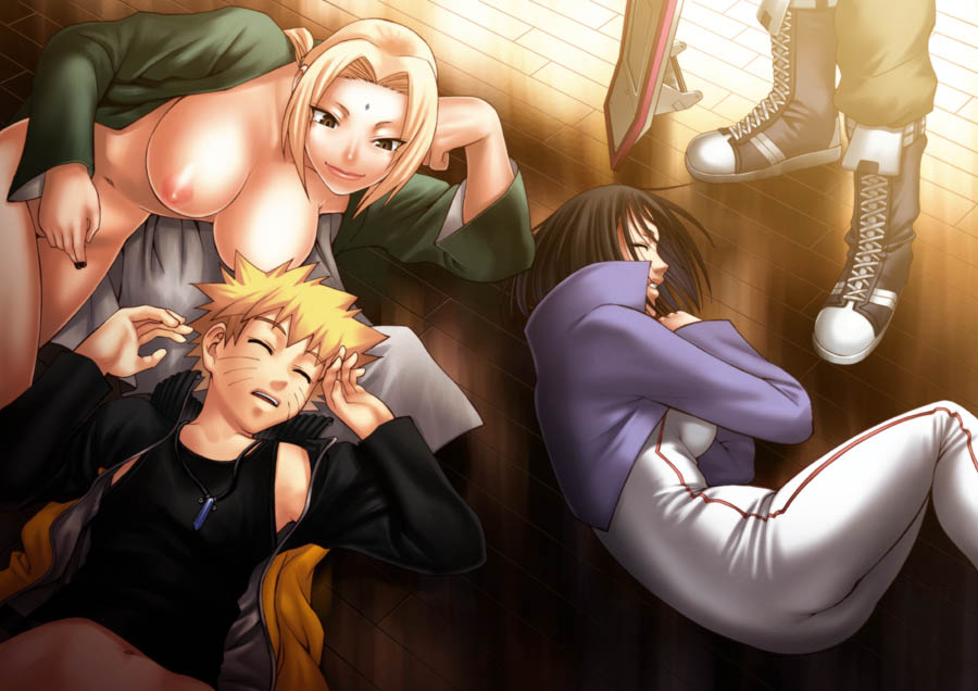 lemon fanfiction and tsunade naruto Huniepop how to have sex