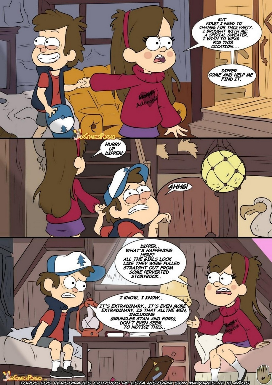 and mabel dipper Betty and veronica