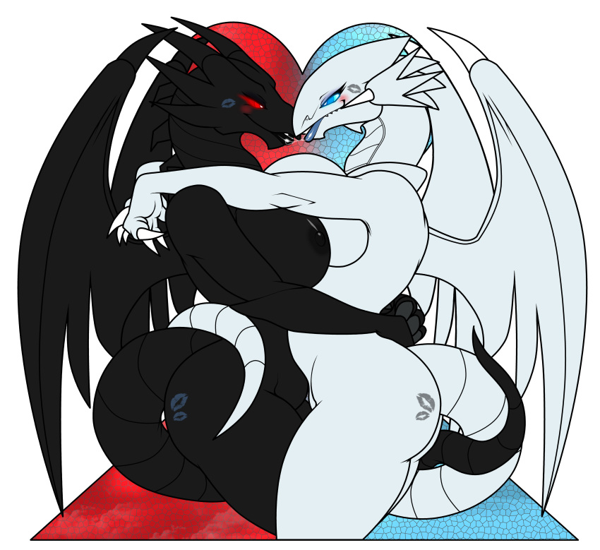 eyes white blue dragon What is uniqua from the backyardigans