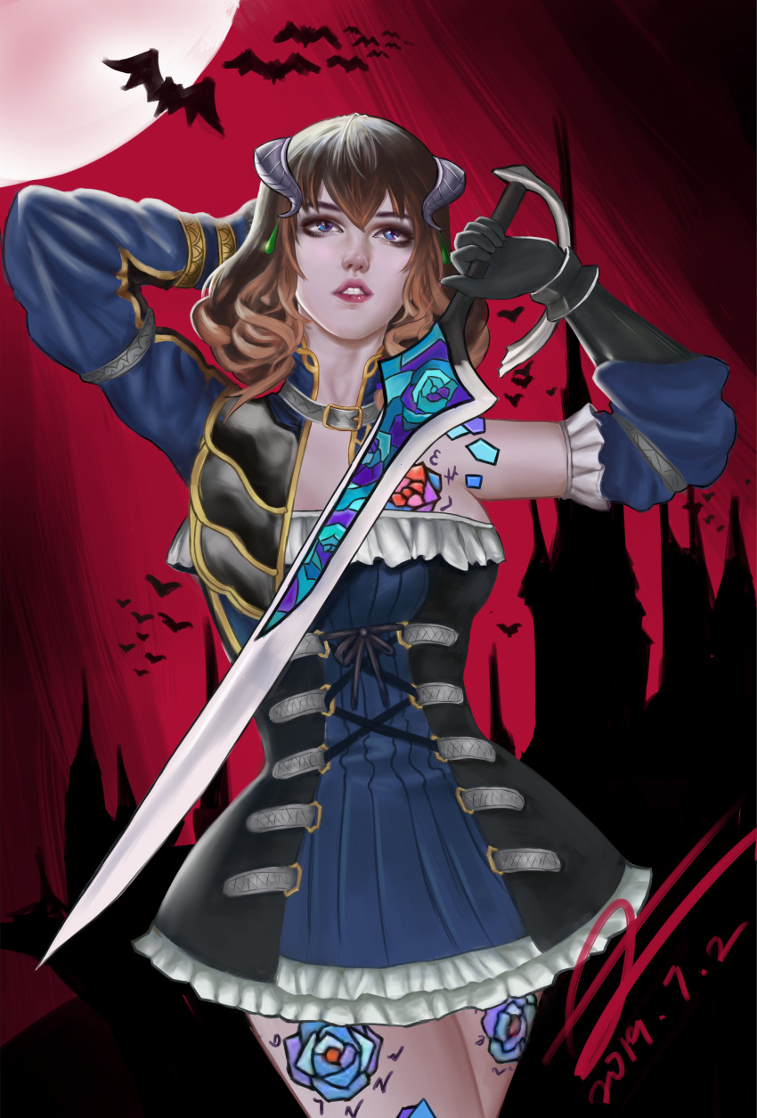 ritual the of night porn bloodstained Great fairy breath of wild