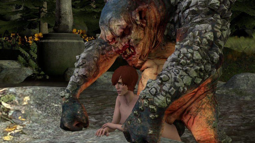 the unseen witcher elder 3 What is the yee dinosaur from