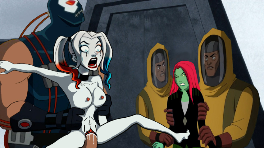 ivy quinn nude poison harley and Darling in the franxx girl