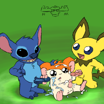 all experiments stitch and lilo Lilo and stitch bonnie and clyde