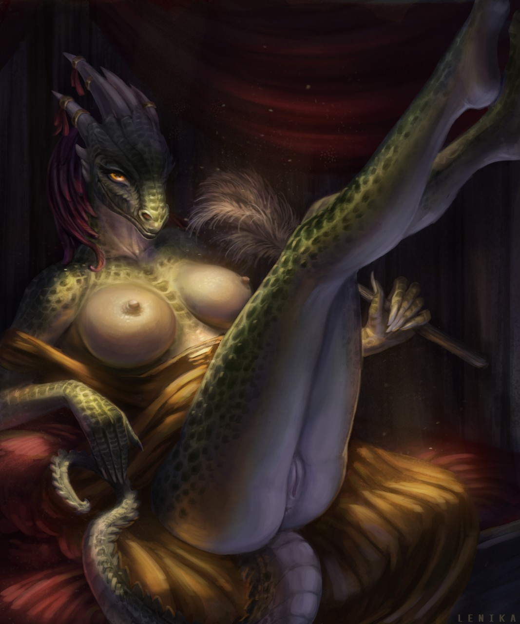 maid argonian lusty the cosplay So i cant play h uncensored